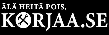 Korjaa se logo